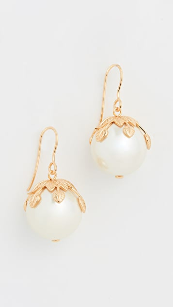 Aurelie Bidermann Albizia Earrings