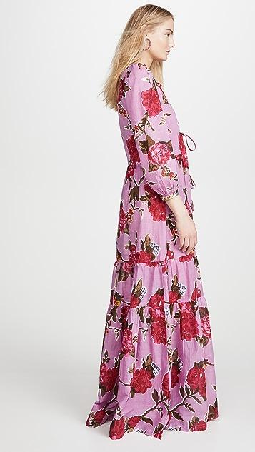Alix of Bohemia Ramble On Rose 连衣裙