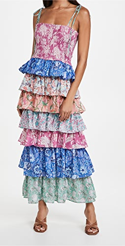 Alix of Bohemia - Sweet Jane Tiered Ruffle Dress