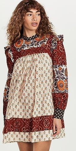 Alix of Bohemia - Sofia Patchwork Dress