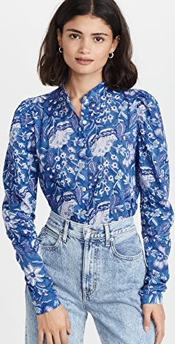 Alix of Bohemia - Annabel Lupine Shirt