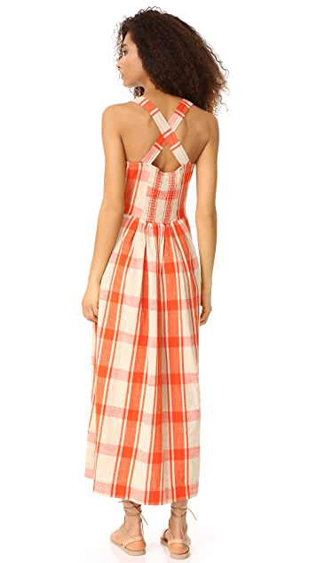 ace&jig Pinafore Dress