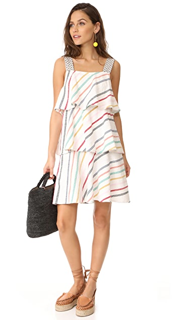 ace&jig Simone Dress