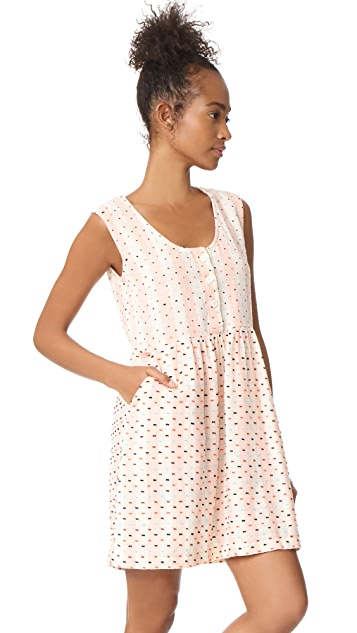 ace&jig Ruby Mini Dress