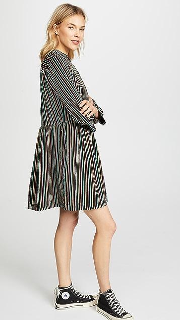 ace&jig Grace Reversible Mini Dress