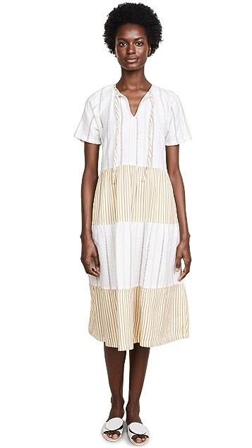 ace&jig Daze Midi Dress