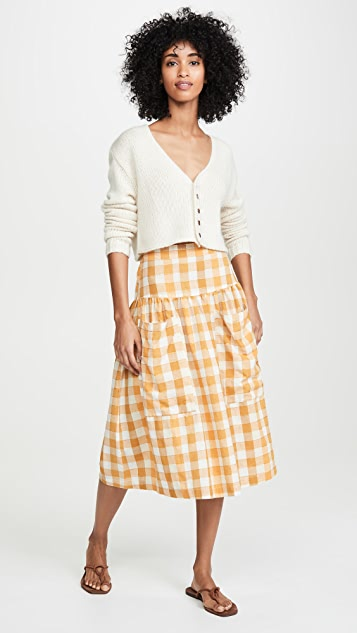 ace&jig Porto Skirt