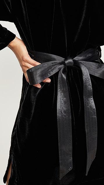 ALEXACHUNG Kimono Dress
