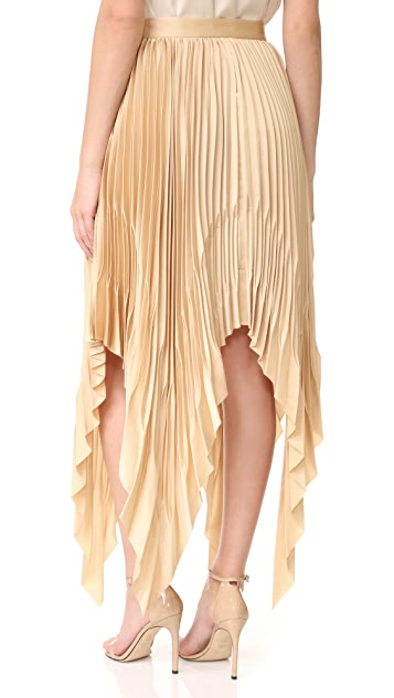 Acler Cedar Pleat Skirt
