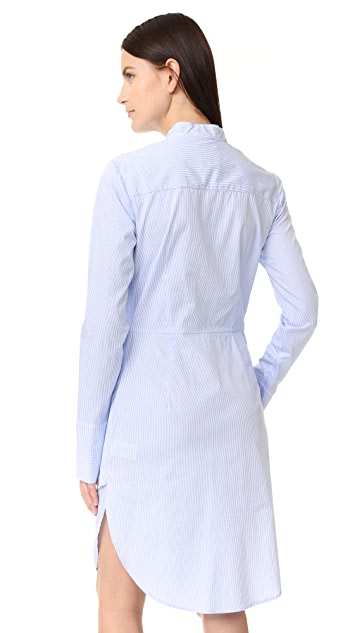 Acler Rowe Stripe Shirtdress