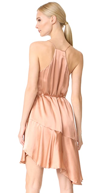 Acler Richie Silk Dress