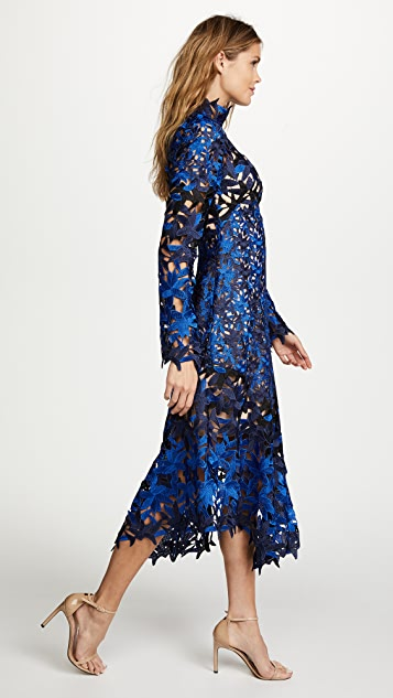 Acler Davis Lace Dress