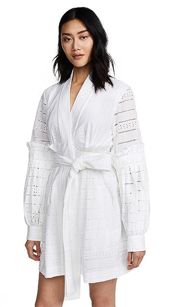 Acler Panama Wrap Dress
