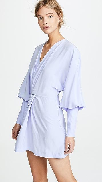 Acler Sierra Silk Dress