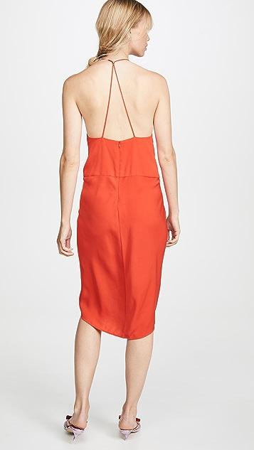 Acler Jenkins Twist Dress