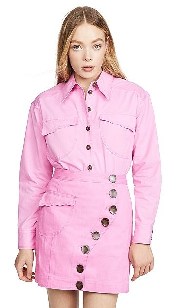 Acler Tana Denim Shirt