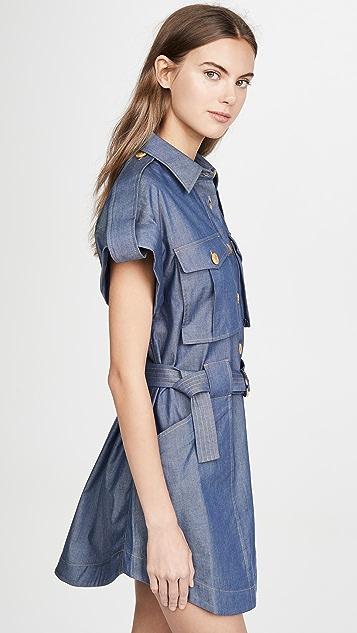Acler Delton Shirtdress