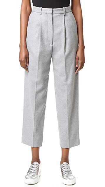 Acne Studios Milli Wool Trousers