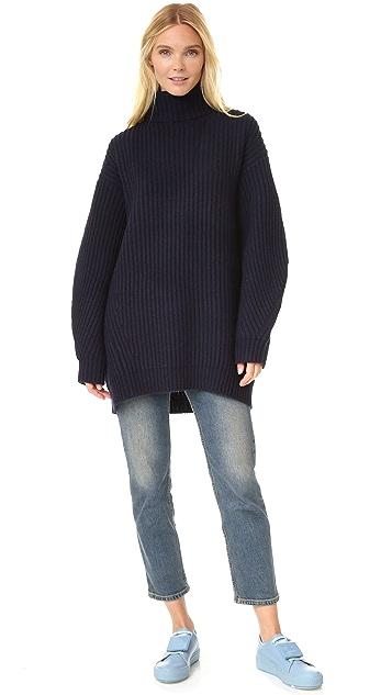 Acne Studios Isla L Wool Sweater