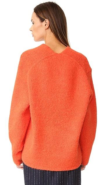 Acne Studios Deborah Alpaca Sweater