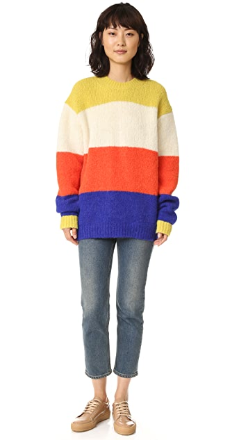 Acne Studios Alvah Alpaca Sweater