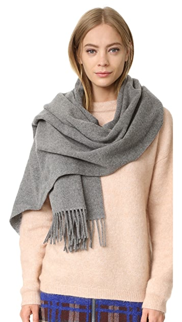 Canada Scarf in Grey Acne Studios