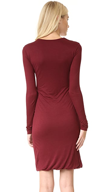 Acne Studios Nalani Tencel Dress
