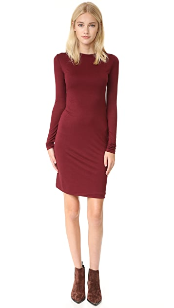 Acne Studios Nalani Tencel Dress