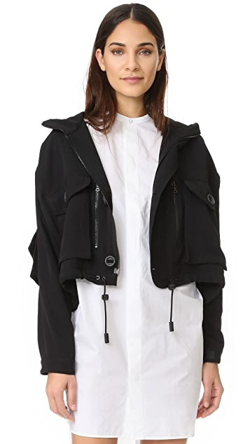 Acne Studios Loki Flight Jacket
