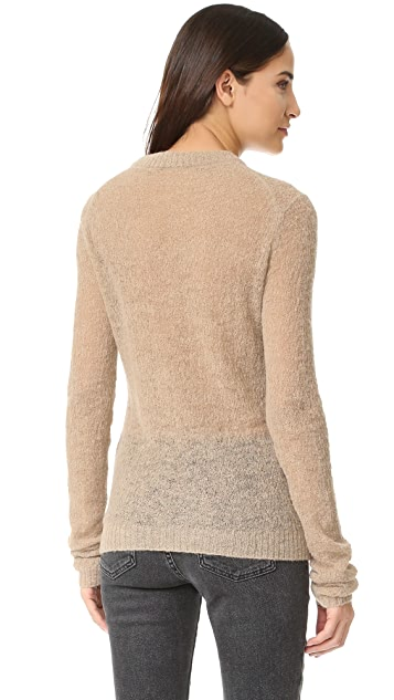 Acne Studios Trixie Alpaca Sweater