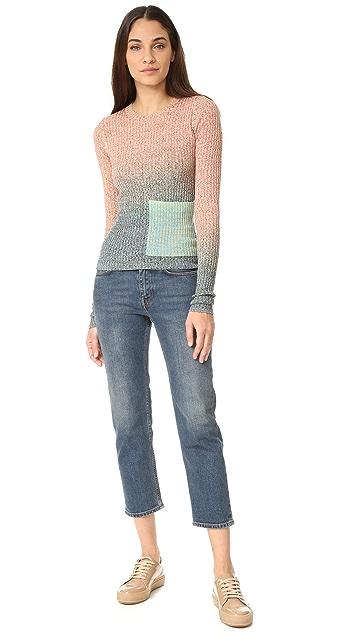 Acne Studios Rasha Mouline Sweater