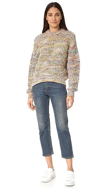 Acne Studios Zora Multi Sweater