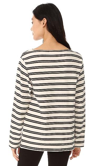 Acne Studios Davana Stripes Sweater