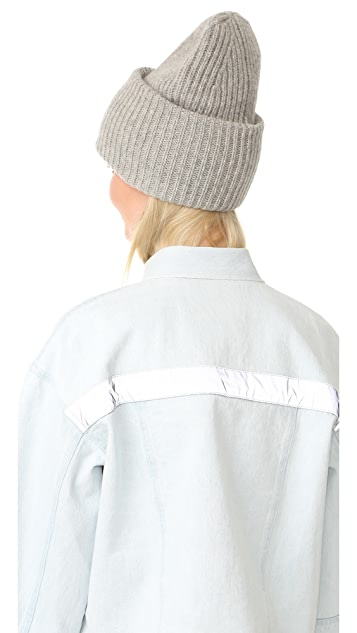Acne Studios Pansy Wool Hat