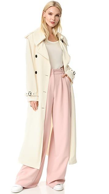 Acne Studios Lucie Trench Coat