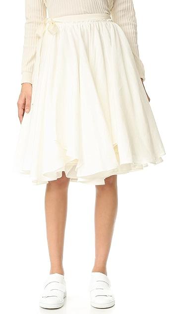 Acne Studios Petticoat Skirt