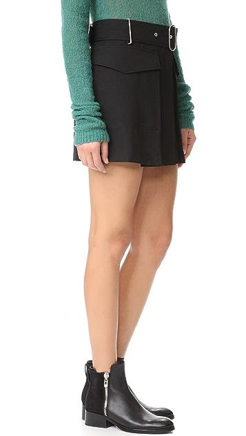 Acne Studios Peri Skirt