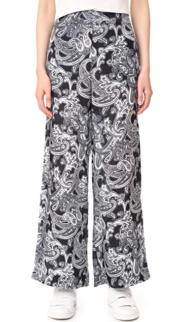 Acne Studios Tennessee Print Trousers