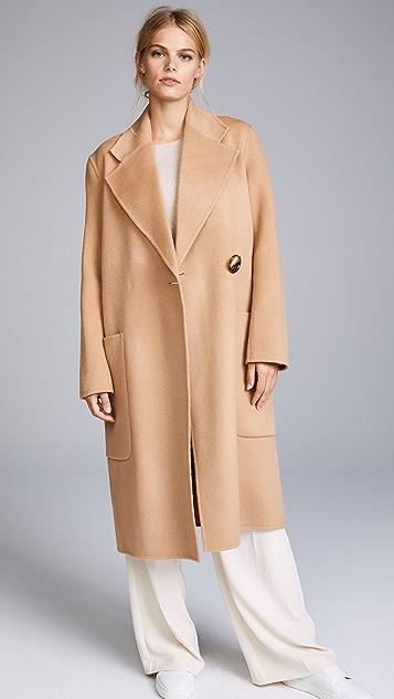 Acne Studios Двубортное пальто-тренч Carice