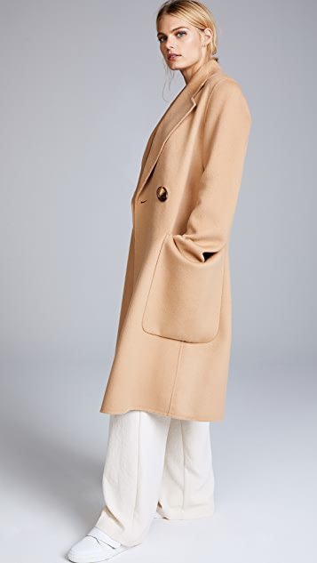 39768e9aeb28 ... Acne Studios Carice Double Trench Coat ...