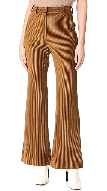 Acne Studios Tessel Corduroy Pants