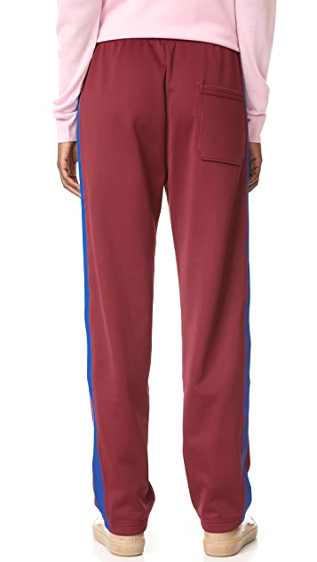 Acne Studios Norwich Face Track Pants