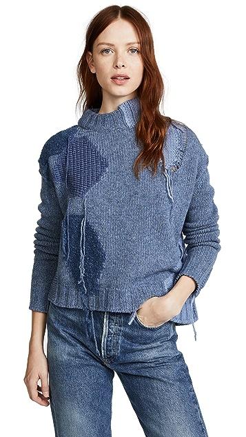 Acne Studios Ovira Patch Sweater