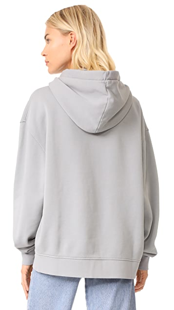 Acne Studios Yala Rib Hooded Pullover