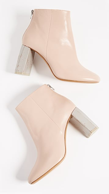 Acne Studios Claudine High Heel Booties
