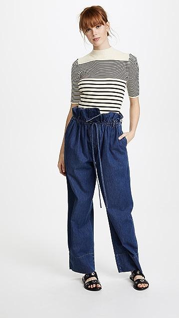 Acne Studios Winnie Stripe Sweater