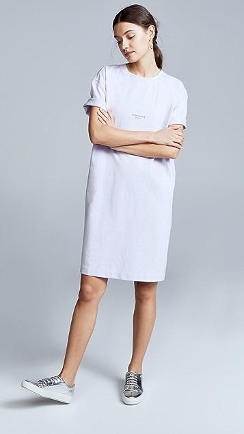 Acne Studios Jopa Tee Dress