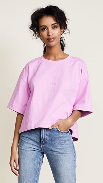 Acne Studios Cylea Tee - Candy Pink