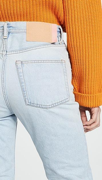 Acne Studios Log Jeans