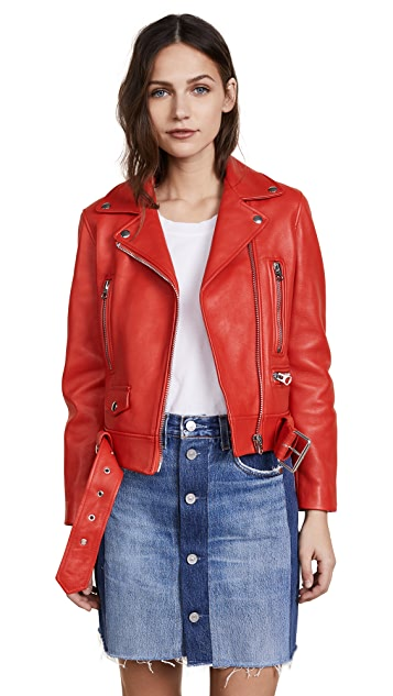 Acne Studios Leather Jacket